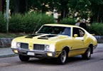 Oldsmobile 442 Muscle Car