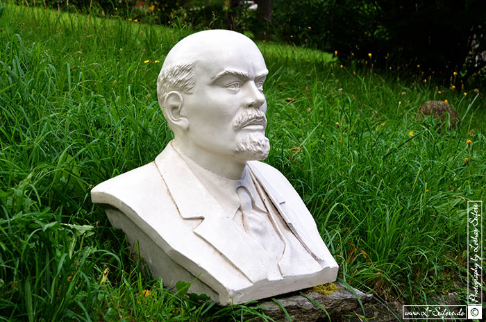 Greeting card Lenin